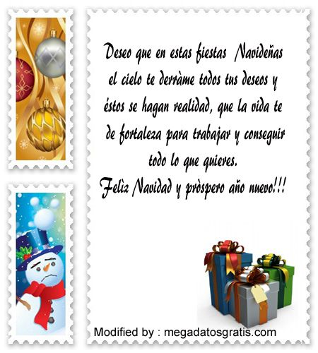 Carta De Felicitaciones De Navidad Y Ano Nuevo.Pin De Cira Marquez En Mensajes Diarios Saludos De Navidad