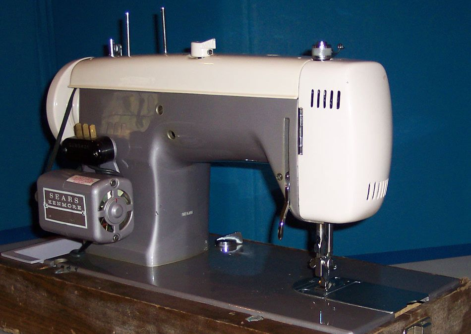 kenmore mini ultra sewing machine. sears kenmore 148.210 vintage japanese sewing machine mini ultra