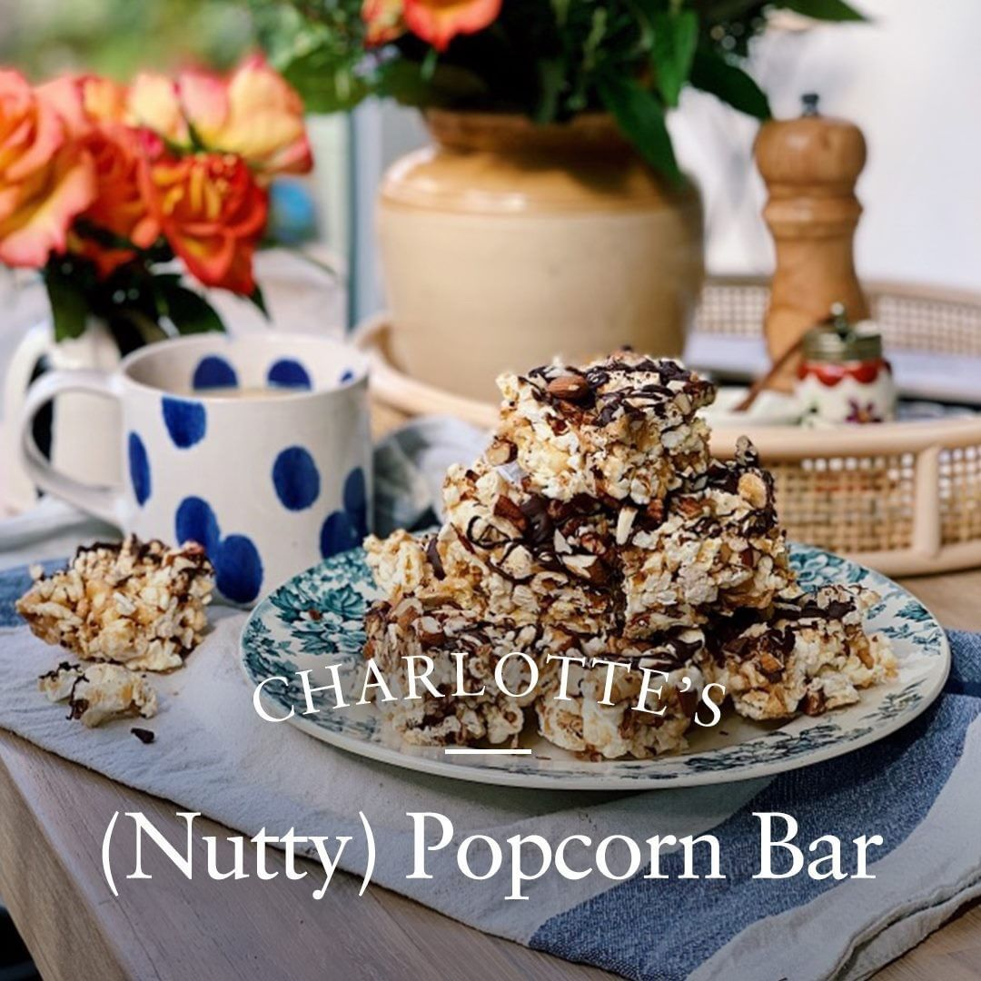 Pret's Nutty Popcorn Bar Recipe in 2020 Yummy food
