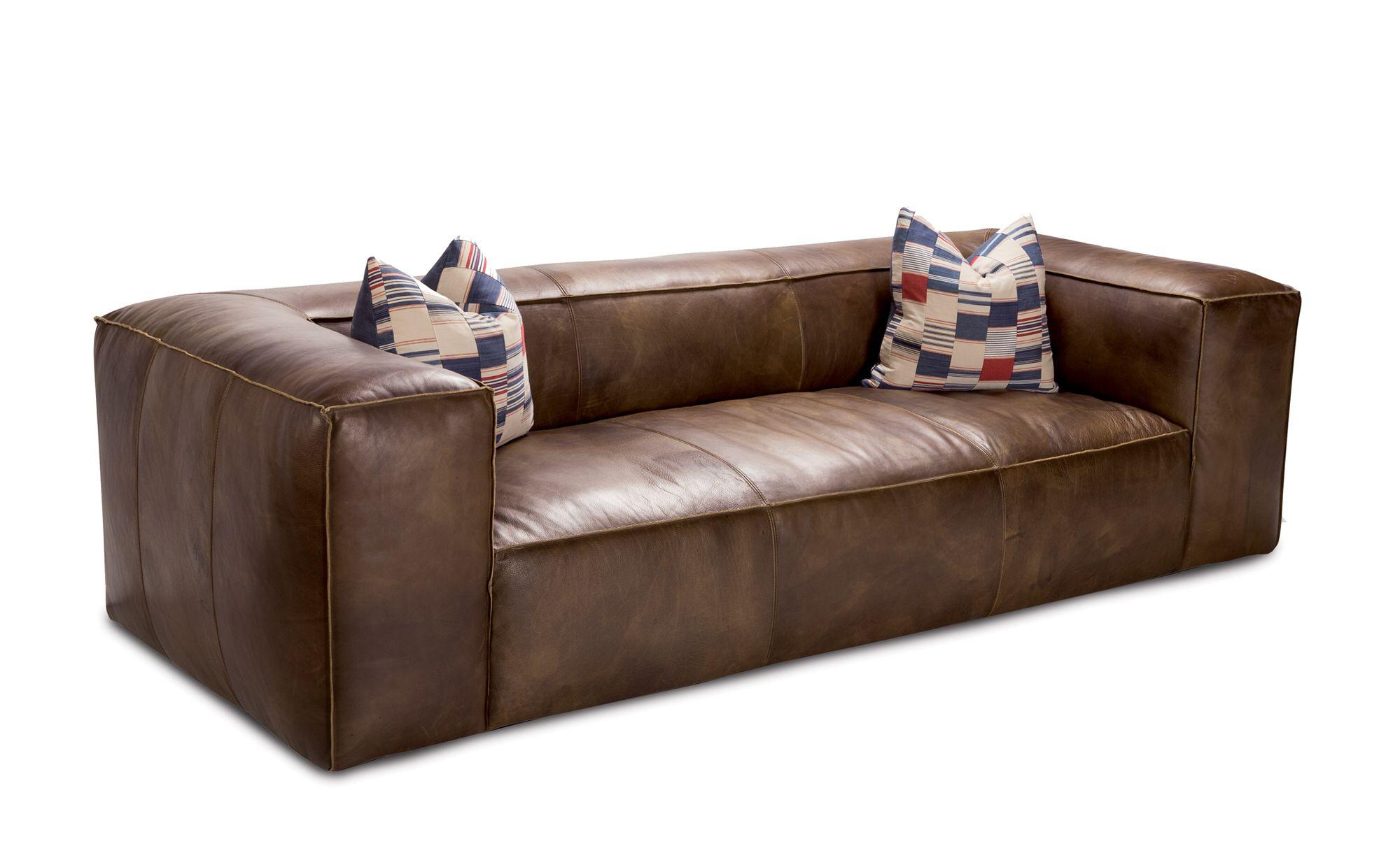 Matador Outdoor Kitchen Timothy Oulton Matador Nuez Scruffy 3 Seater Leather Sofa