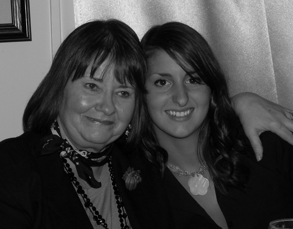 lorraines daughter judy and lorraines great grand daughter ...