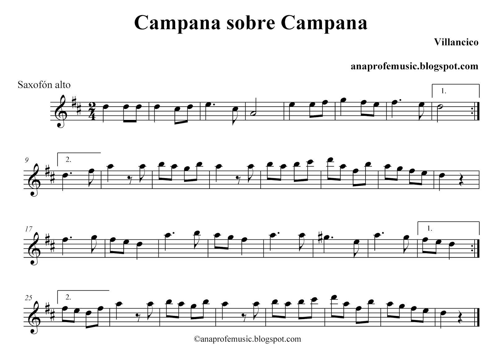 Resultado De Imagen Para Partituras Navideñas Para Saxofon Alto Saxofon Alto Saxofón Partituras