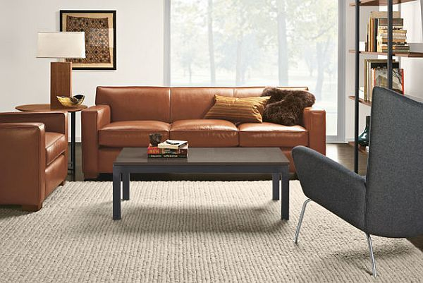 Strong Classic Leather Sofa From Roomu0026Board
