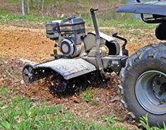 Rotary Tiller Rototiller Tractor Idea Small Garden Tractor Atv
