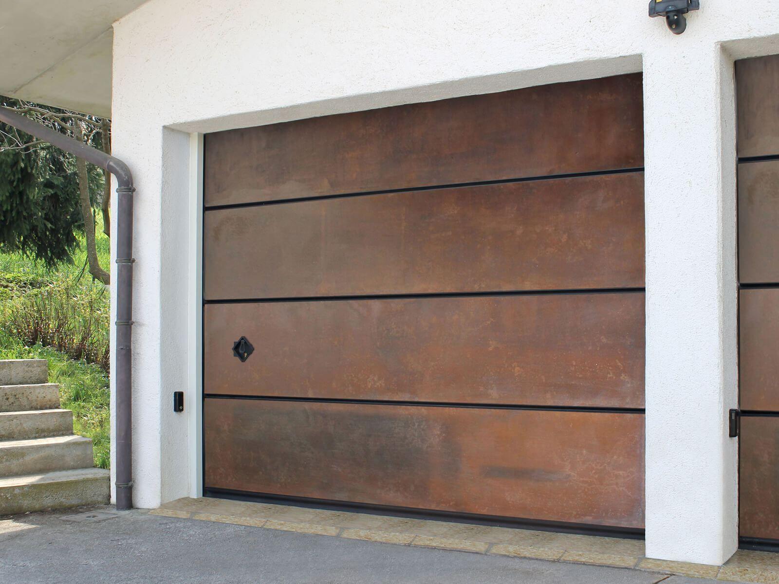 Le Perle Designer Overhead Garage Doors By Breda Are One Of A Kind Custom Garage Doors Whether It Is A Masterpiece Garage Door Or Interior Dividing Walls The