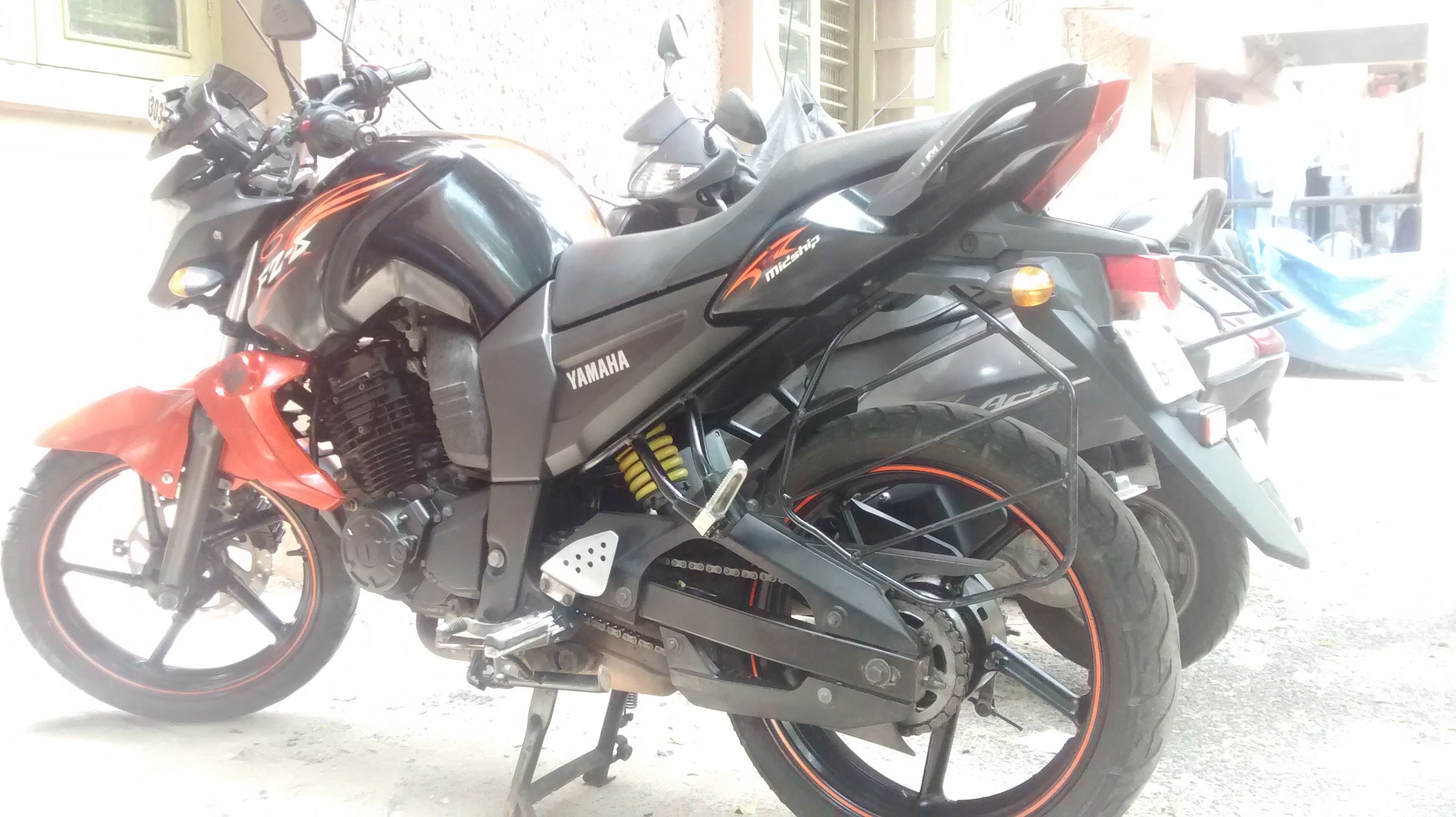 Yamaha Fz From Chennai Is Up For Sale More Details On The