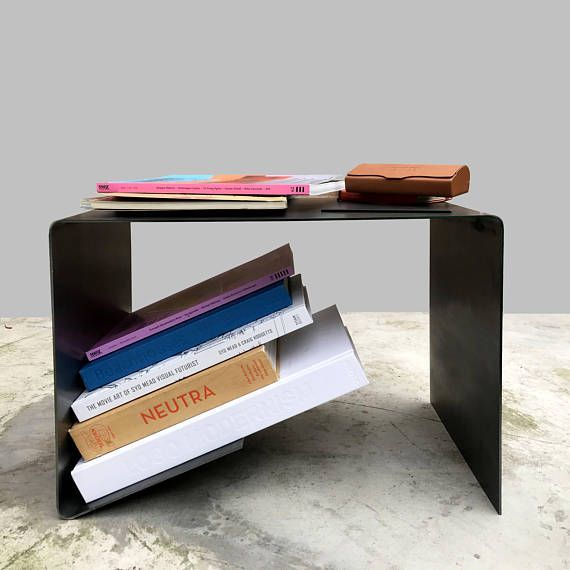 Contemporary Steel Coffee Side Tables Can Serve Many Functions
