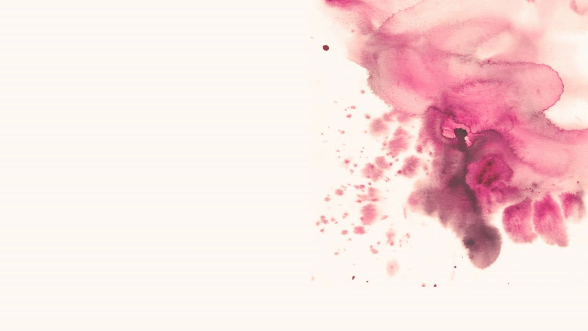 11 Colorful Beautiful Watercolor Ppt Backgrounds