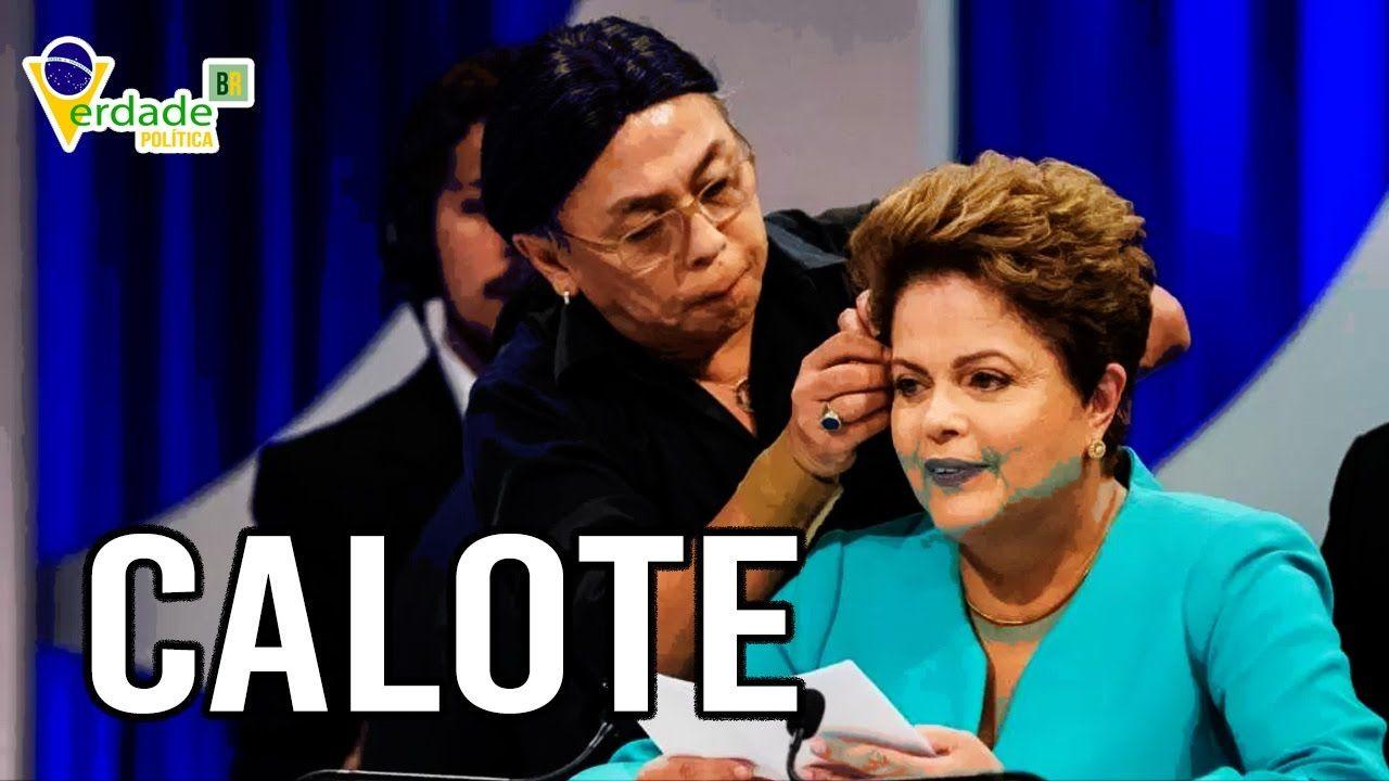 Dilma dá calote em CABELEIREIRO e sua governanta PAGA dívida - Mônica Moura