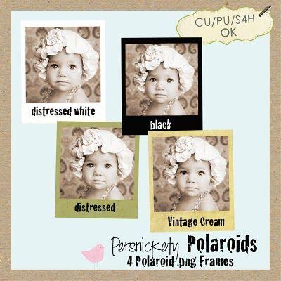 Free Digital Polaroid Frames | Photography/Photoshop Tips ...