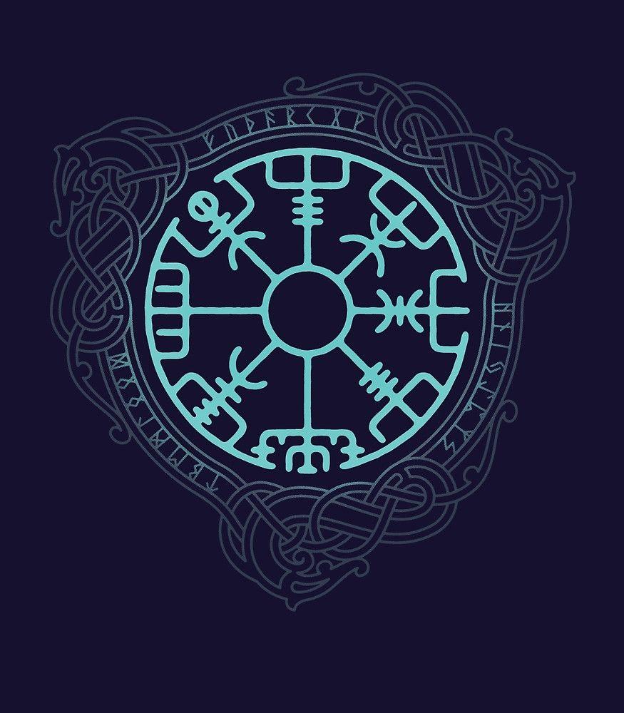 vegvisir par raidho tatouage tatouage tatouage viking e tatouage nordique. Black Bedroom Furniture Sets. Home Design Ideas