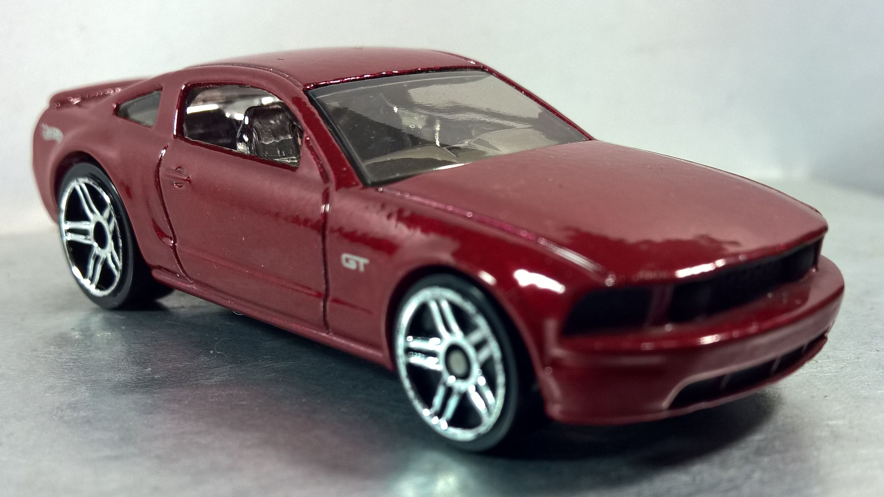 2005 Ford Mustang Gt Realistix 2005 7 Ford Mustang Gt 2005 Ford Mustang Hot Wheels