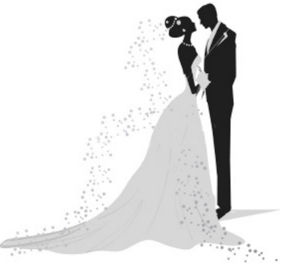Wedding Photographers Bride And Groom Silhouette Digital Dreams Wedding Photography Bride And Groom Silhouette Bride And Groom Images Wedding Illustration