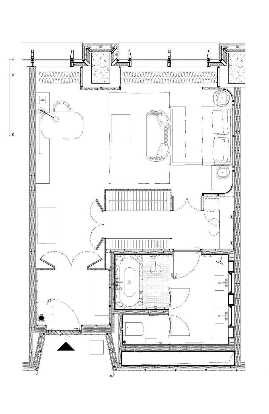 The Bulgari Hotel Beijing Hotel Room Design Plan Hotel Floor Plan Hotel Room Plan