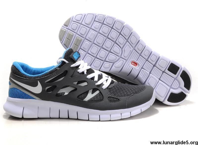 huge discount e06ed 0b6be Cheap Discount Gray Blue Nike Free Run 2 Mens 443815-012 Your Best Choice