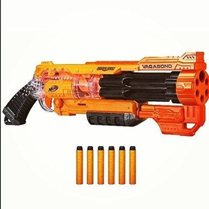 A growing list of the **best NERF guns ever made**, created with the help  of fans everywhere.