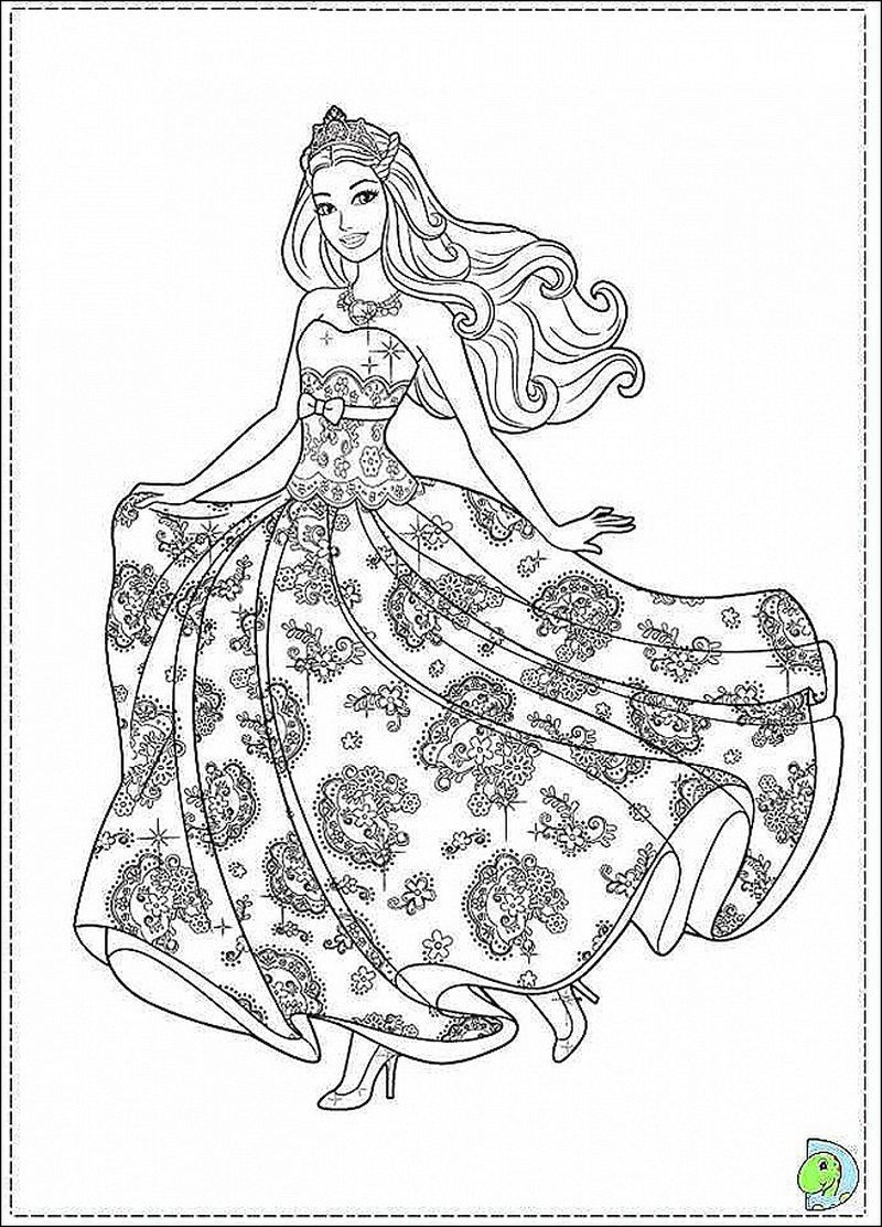 Crown Coloring Page Free Printable A Simple Headdress Or With A Lot Of Decoration Worn By Promi In 2020 Barbie Coloring Pages Barbie Coloring Princess Coloring Pages