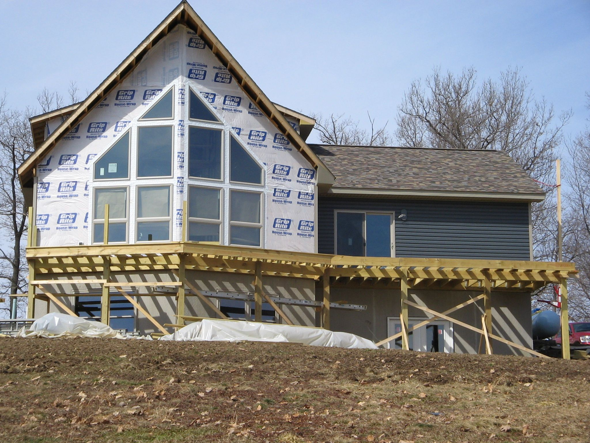 Hamilton Building Services building custom homes throughout the Northeast