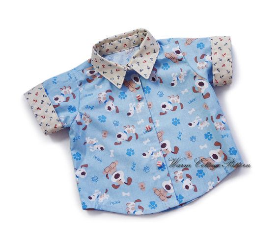 Baby shirt/blouse pattern sewing, easy, toddler, baby girl and boy ...