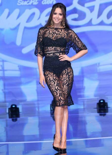 DSDS: Aneta Sablik steht im Finale 2014 › Stars on TV