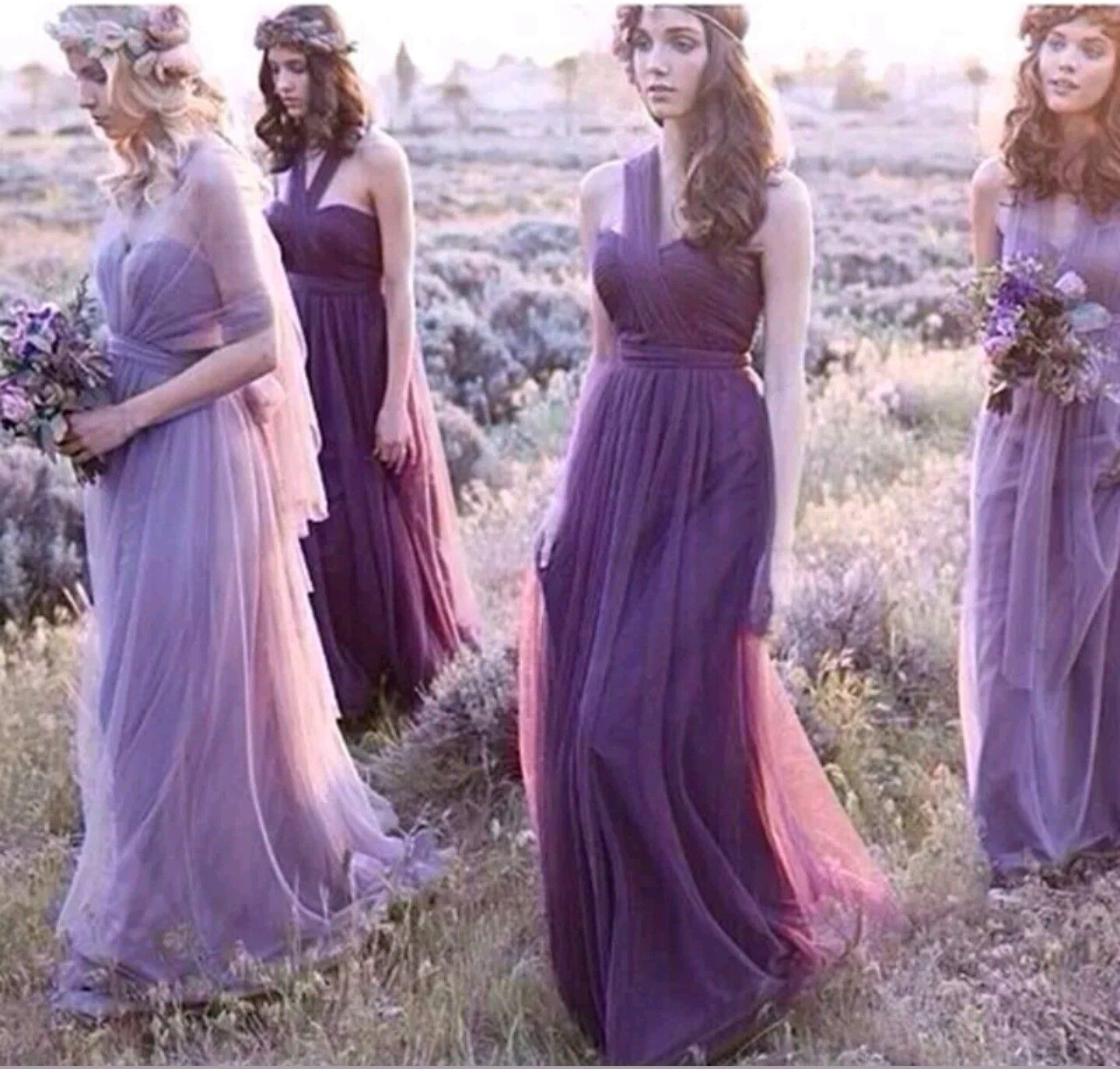 Multiway bridesmaid dresses | Wedding | Pinterest