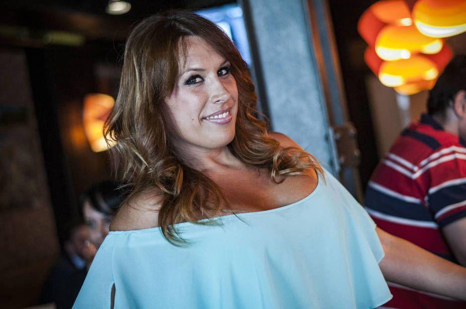 Transexual: Rocío Rivera: Canto flamenco, antes me llamaba Roberto... ¿y qué?. Noticias de Noticias