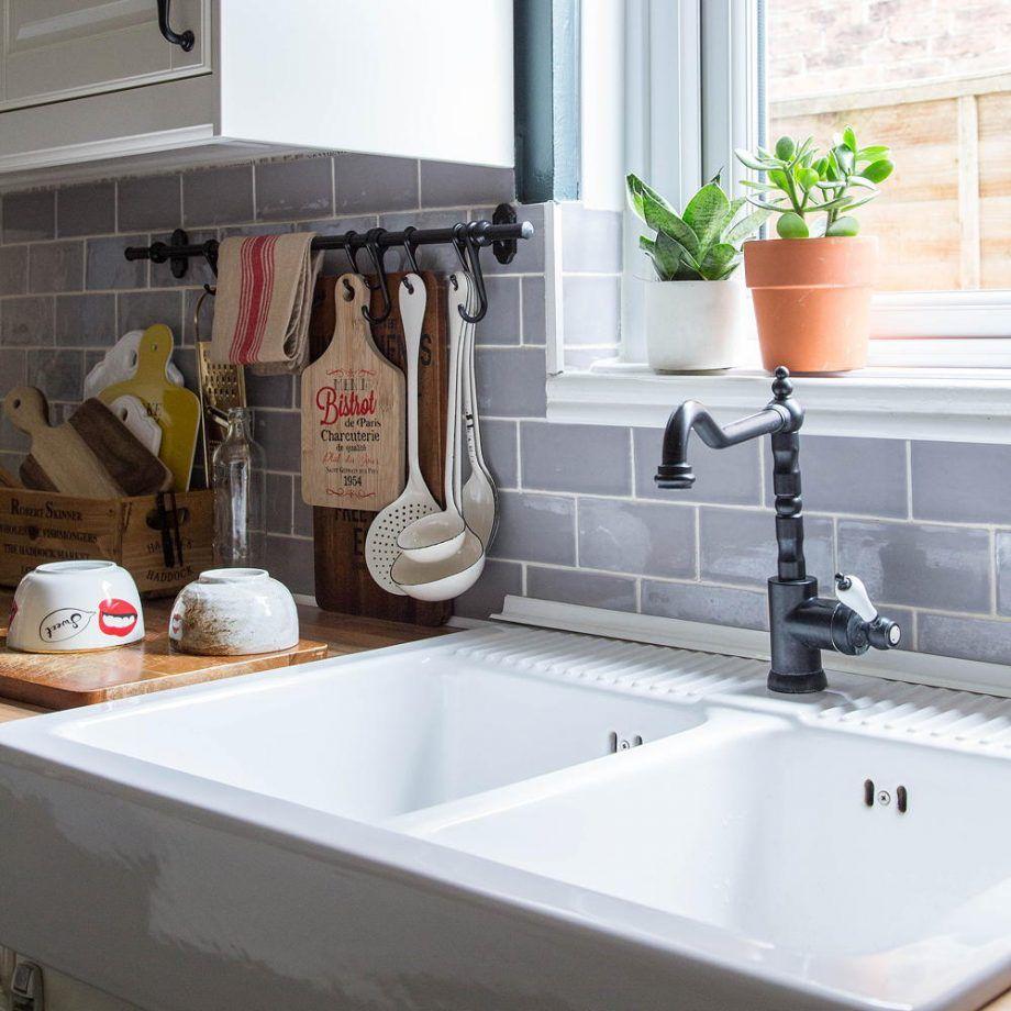 Small kitchen ideas – Tiny kitchen design ideas for small budget ...
