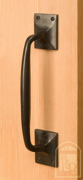 Bronze Offset Pull Handle Pinterest Barn Door Handles Hardware And Doors
