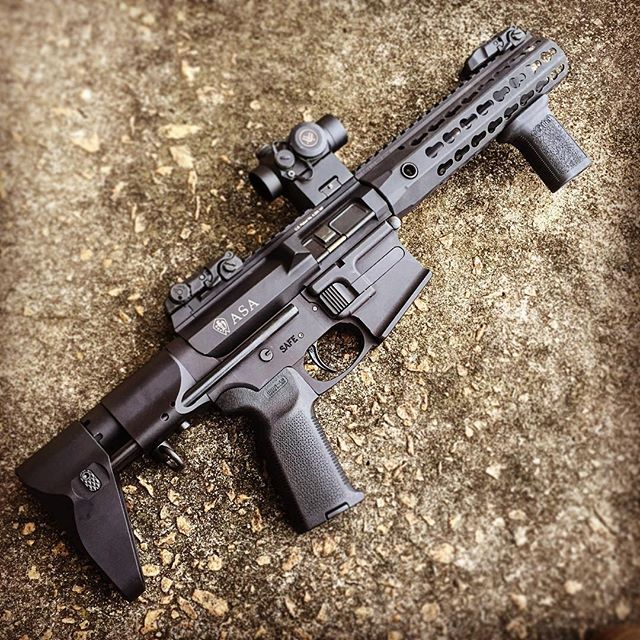 Lone Wolf G9 Sbr Suppressed 9mm Gun Therapy Pinterest Firearms