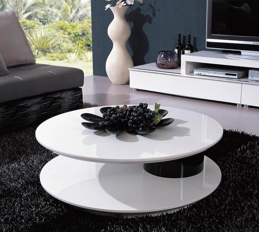 Modern Coffee Table Vg07 Decorar Mesa De Centro Mesas De Centro Redondas Mesas De Centro Modernas [ 983 x 1100 Pixel ]