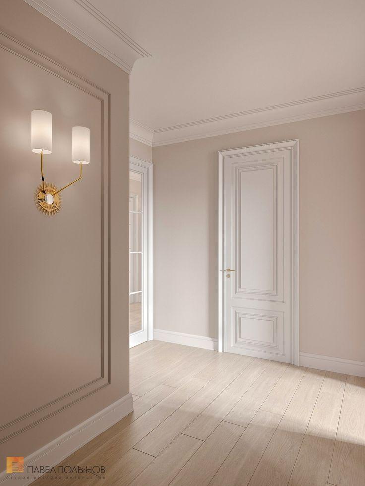 Photo of Фото: Дизайн интерьера холла – Интерьер квартиры в стиле сов