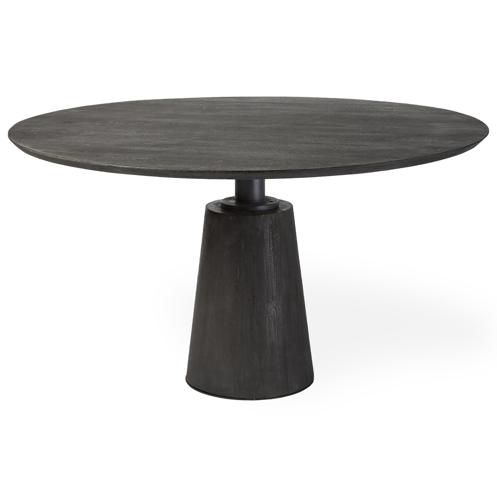 Candelabra Home Maxwell Dining Table Dining Table Round Pedestal Dining Round Dining Table