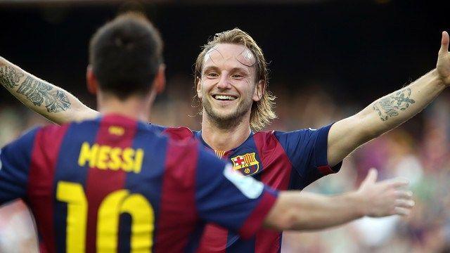 Messi y Rakitic, protagonistas del nuevo capítulo de Adidas Gamedayplus