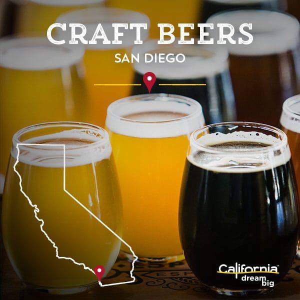 San Diego Craft Beers Craft Beer Beer Beer Pairing