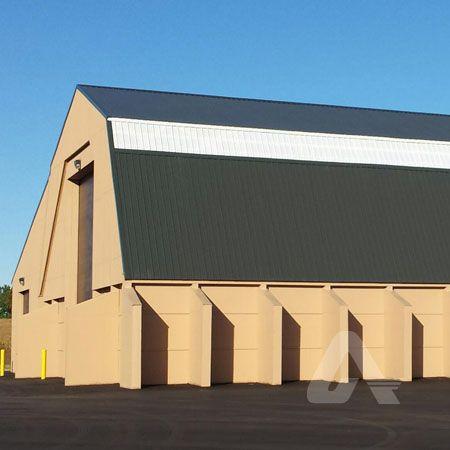 Corrugated Polycarbonate Opal Sidelites Corrugated Polycarbonate Metal Roof