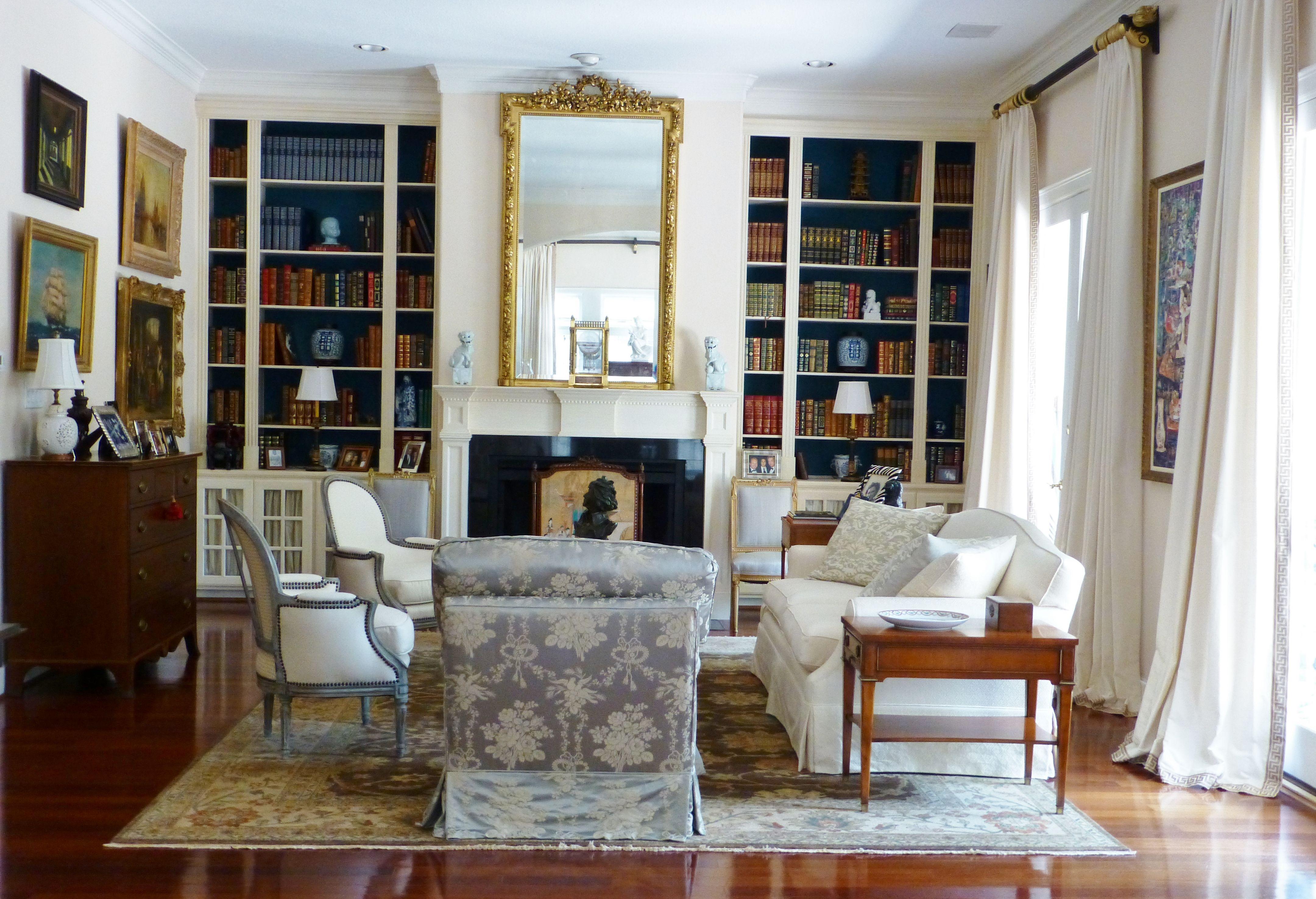 David DeLaunay Interiors Living Room   Living room ...
