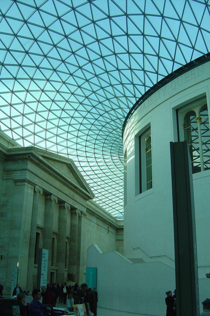 British Museum British Museum Museum Old Photos