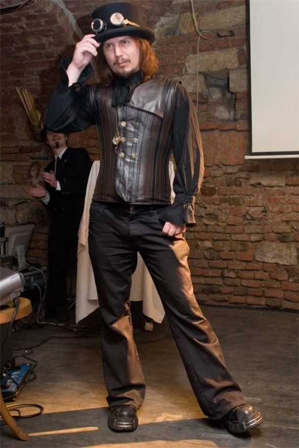 Male Steampunk Costume