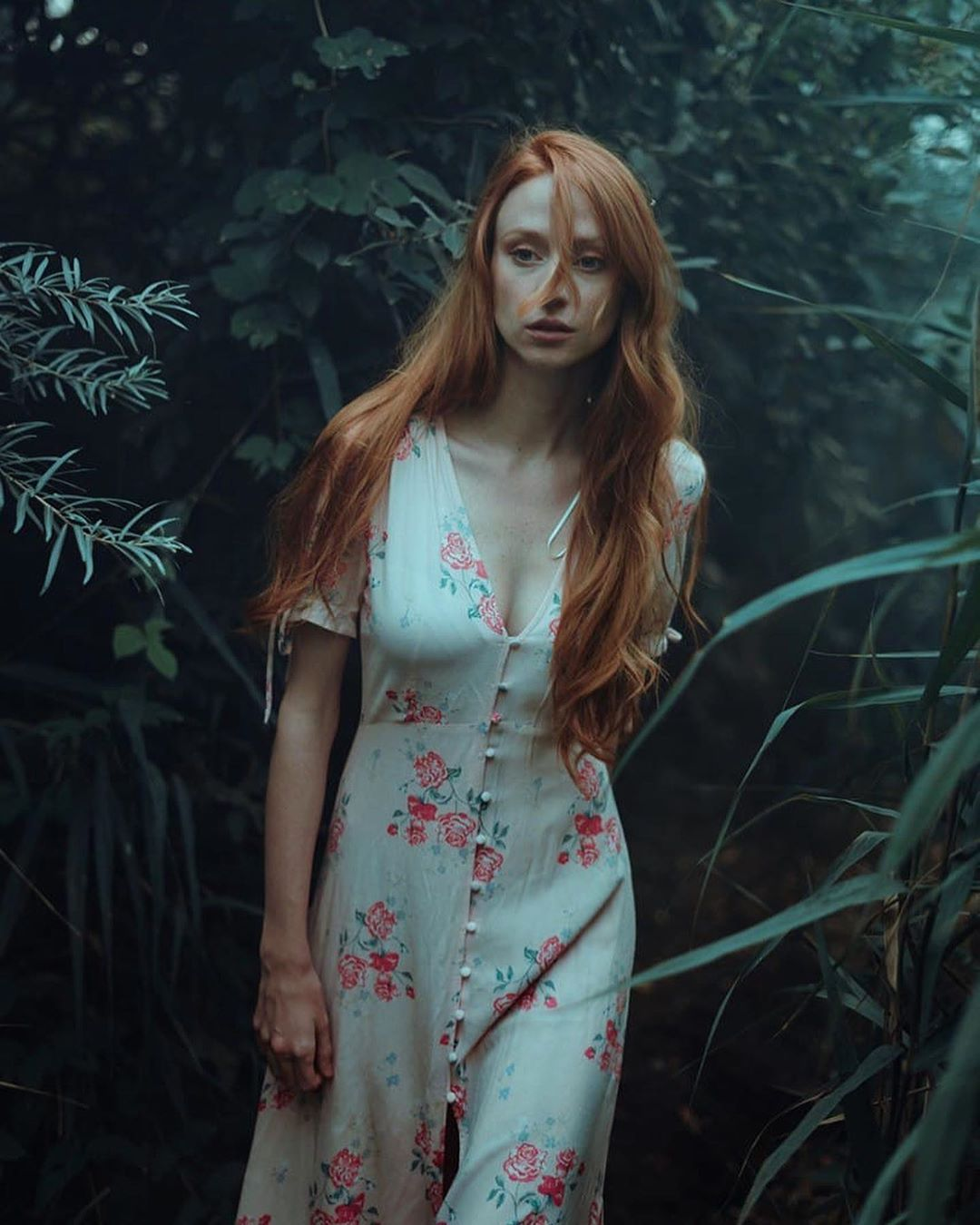 Alina Kovalenko On Instagram Got Goosebumps Watching This Katerinakozinskaya Beautiful Red Hair Beautiful Redhead Redhead Beauty