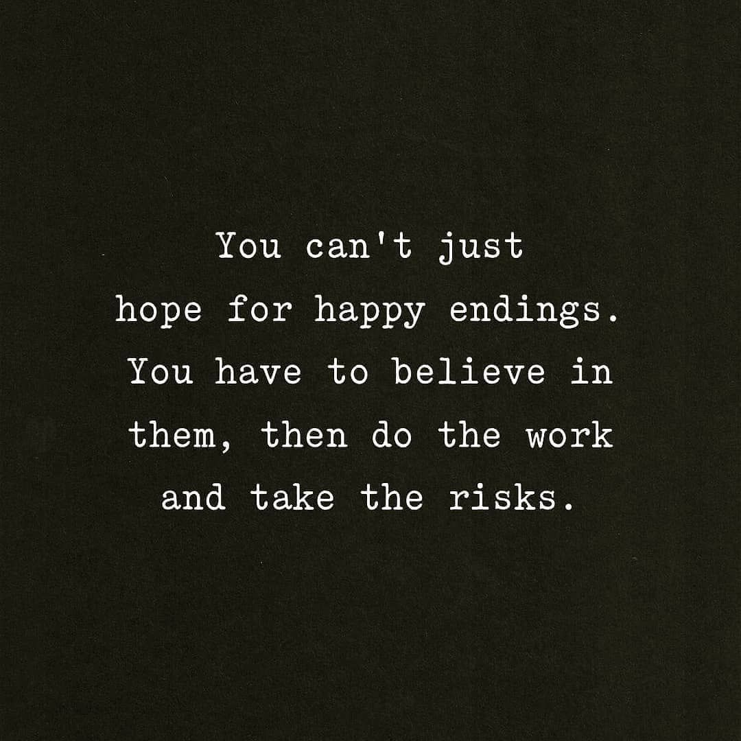 Positive Motivational Quotes On Instagram Take The Risk Or Lost Myself Quotes Chance Quotes Dont Lose Hope Quotes