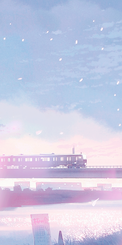 Kimi No Na Wa Tumblr Scenery Wallpaper Aesthetic Pastel Wallpaper Anime Scenery