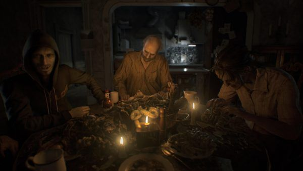 """TGS '16: una nuova terrificante immagine presenta la """"Famiglia"""" di Resident Evil…"""