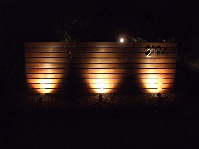 Fence Lighting