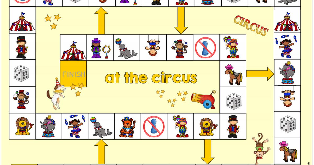 Circus Englisch