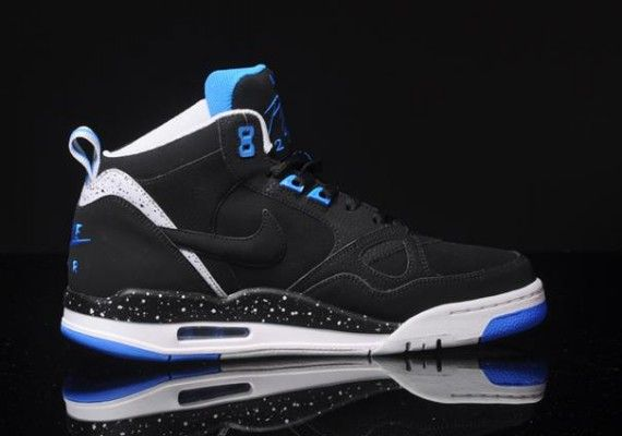 Nike Flight 13 Mid Black Photo Blue