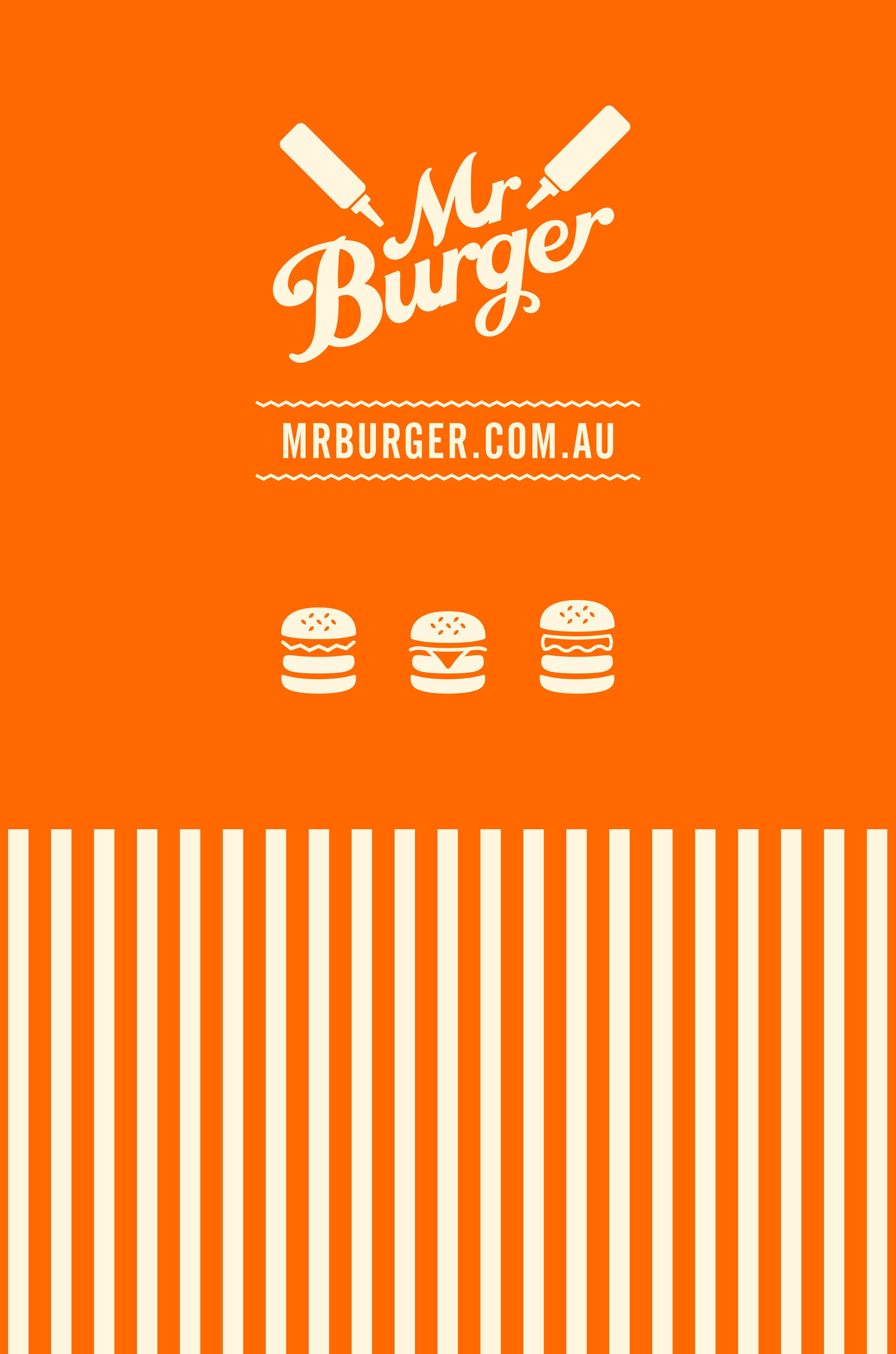 mr burger design logo inspiration pinterest burgers and logos