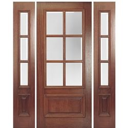 Dd6l 1 2 Exterior Doors Entry Doors Discount Exterior Doors