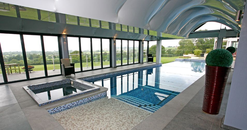 Swimming Pool Design Standards In Residential Areas Indoor Pool Design Pool Design Modern Indoor Swimming Pool Design