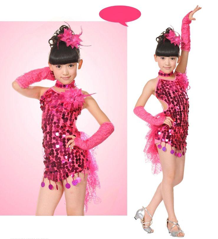 Aliexpress.com: Comprar vestido de la danza de las lentejuelas ...