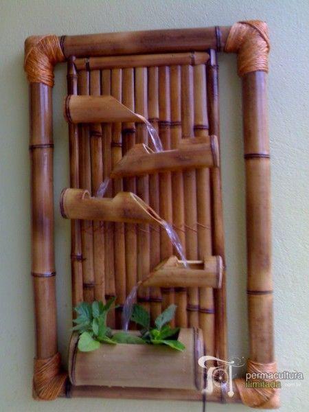 Móveis de Bambu \u2026 Pinteres\u2026 - decoracion con bambu
